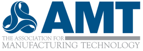 AMT - The Association For Mfg. Technology logo