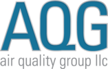 AQG (Air Quality Group) logo